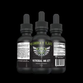 Nutrabol MK-677 30ml (25mg per ml)